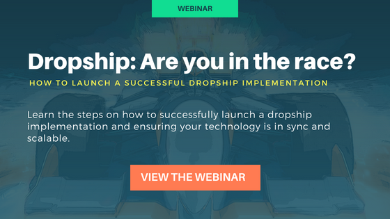 Webinar: How to Launch a Successful Dropship Implementation