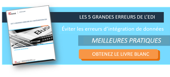 white paper - Top 5 Mistakes of EDI integration