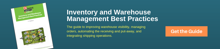 Guide - Inventory and Warehouse Management Best Practices