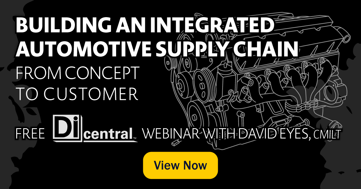 Building an Integrated Automotive Supply Chain
