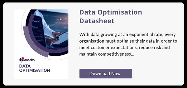 Data Optimisation for healthcare brochure download