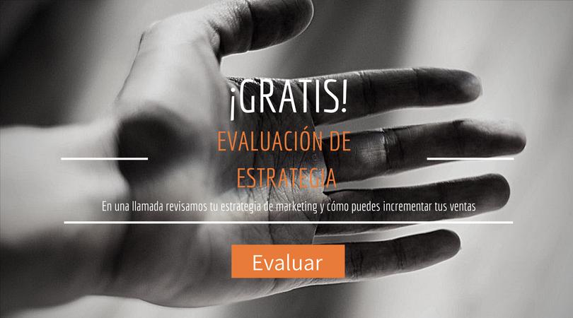 Evaluación gratis de marketing digital Evolutivos