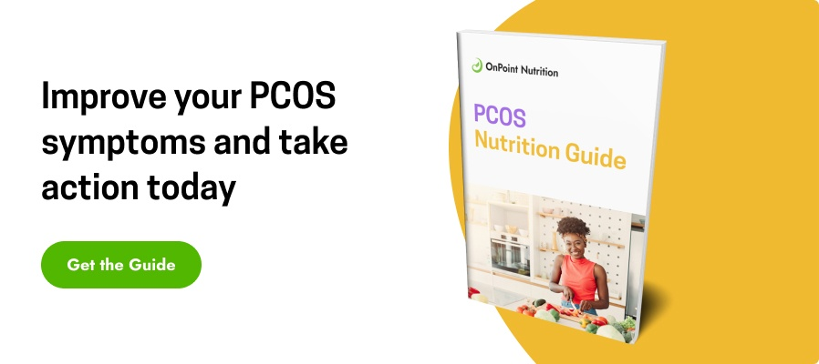 pcos nutrition guide