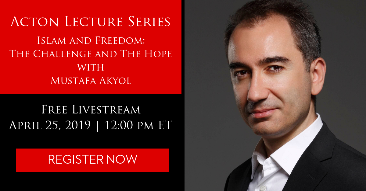 MustafaAkyolIslam&FreedomLivestream