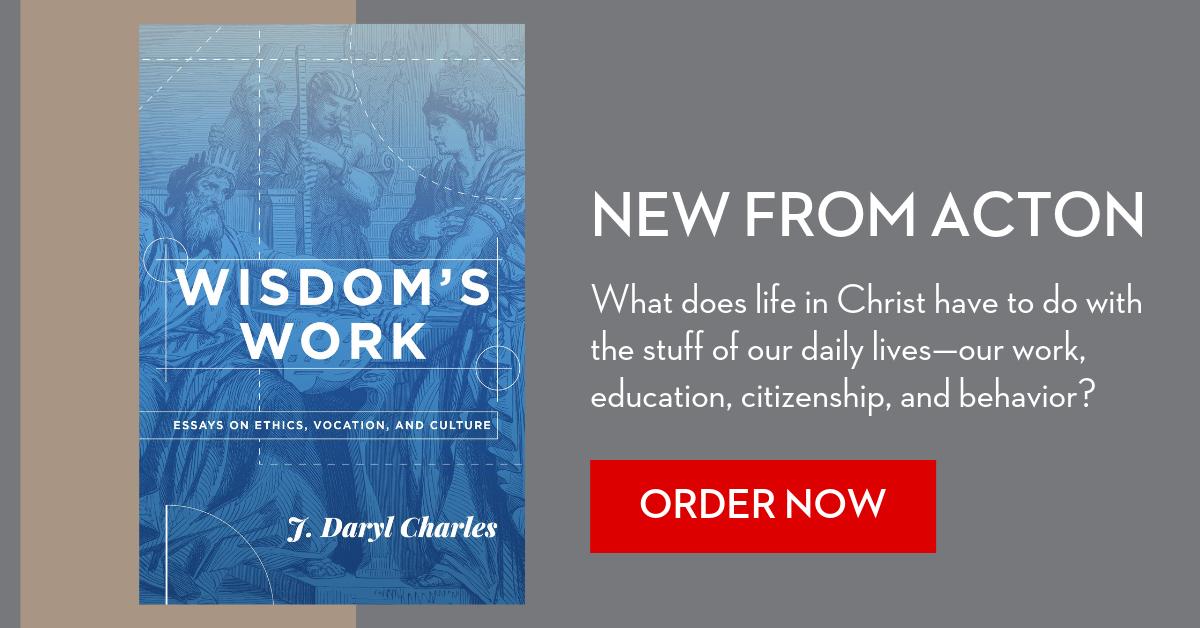 Wisdom's Work Book Cover