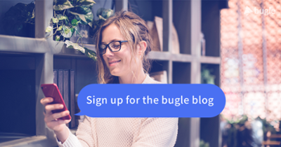 Sign up to the bugle blog