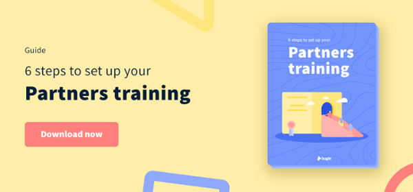 6 steps to set up Partners Training