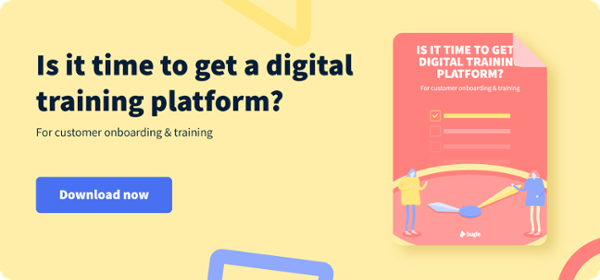 Video Training Tool for Customer Education
