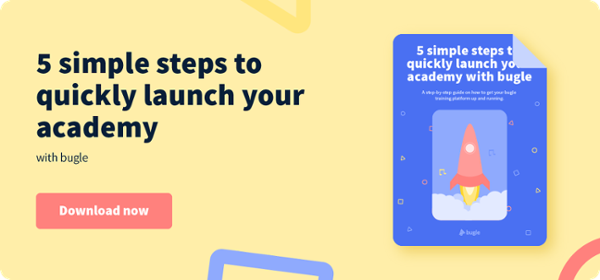 How to setup a video training academy in 5 steps