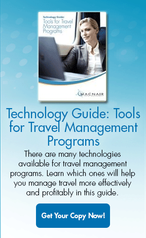 Tech Guide: Tools for Travel Management Programs