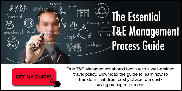 The Essential T&E Management Process Guide