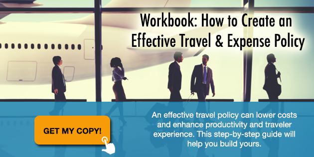 How to Create an Effective T&E Policy Workbook