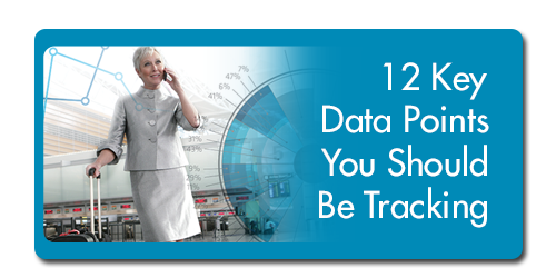 12 Key Data Points You Should Be Tracking