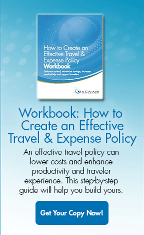 Workbook- How to Create an Effective Travel & Expense Policy