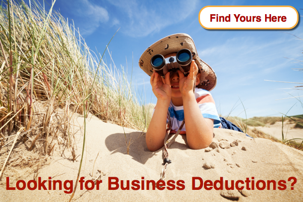 Download Our Free Checklist of Business Deductions