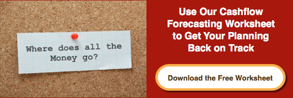 Get Your Planning Back on Track With Our Cashflow Forecasting Worksheet