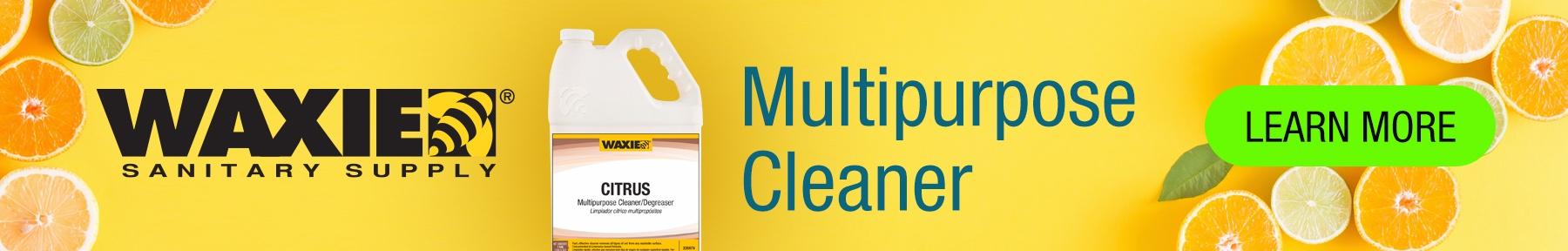 WAXIE Citrus Multipurpose Cleaner GL 4/CS
