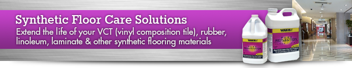 Synthetic Floor Care Solutions