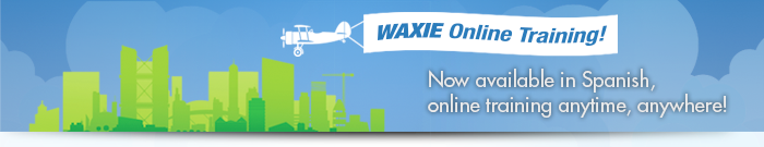 WAXIE Online Training Program