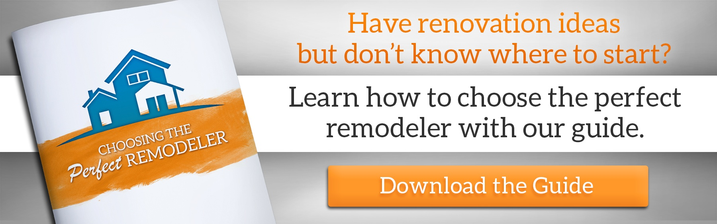 Guide to Choosing the Perfect Remodeler