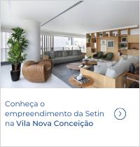 Conheça o empreendimento da Setin na Vila Nova Conceição