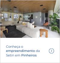 Conheça o empreendimento da Setin em Pinheiros