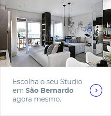 Escolha seu studio em São Bernardo