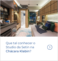 Que tal conhecer o Studio da Setin na Chácara Klabin?