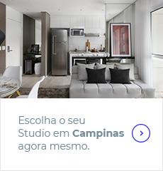 Escolha seu studio em Campinas