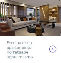 Escolha seu Apartamento no Tatuapé