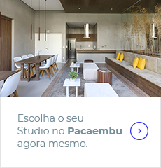 Escolha seu studio no Pacaembu