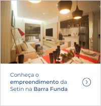Conheça o empreendimento da Setin na Barra Funda