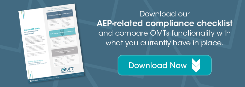 Download OMT AEP Checklist