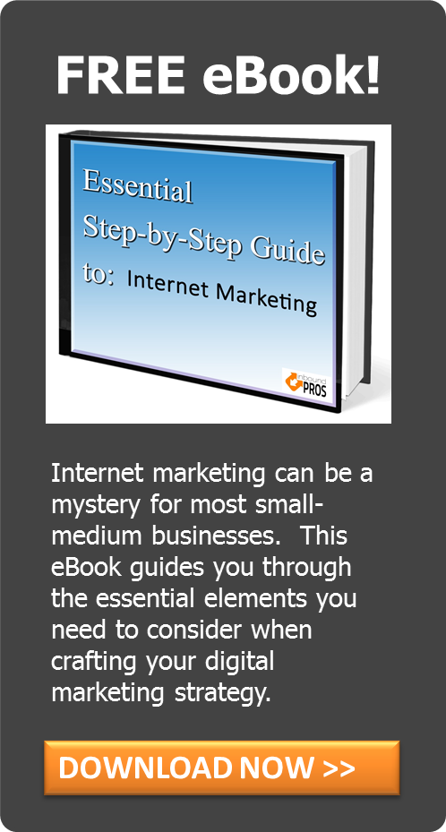 Free eBook: Essential Step-by-Step Guide to Internet Marketing