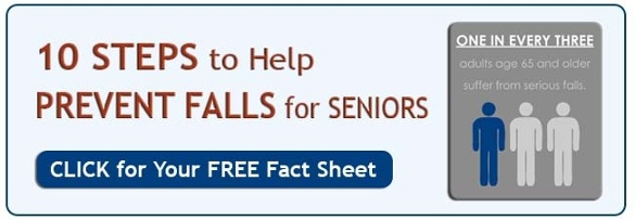 Fall Prevention Fact Sheet for Elderly