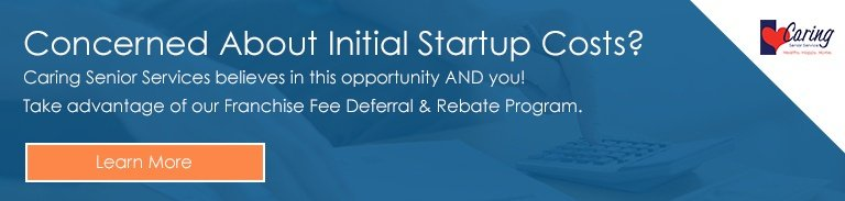 Concerned about initial startup costs?