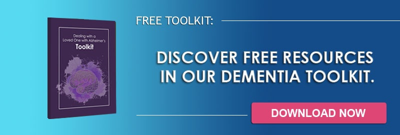 dealing with loved one with alzheimers toolkit promo