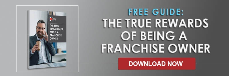 True Rewards of Being a Franchise Owner Promotion