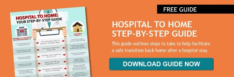 Hospital to Home Step-By-Step Guide - Download Guide Now