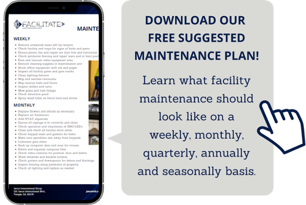 Download Suggested Maintenance Plan for Self-Storage Facilities