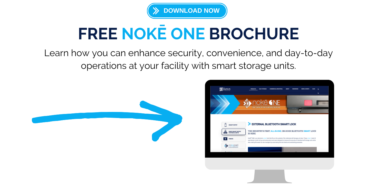 Download the FREE Noke ONE brochure!