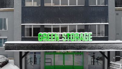 green storage access control technology from janus