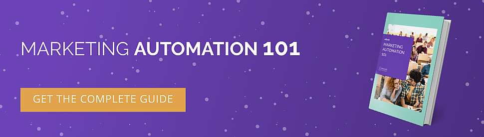 marketing automation 101 banner