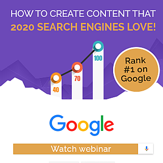 Search Engines love your content