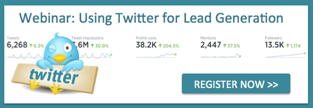 Twitter for Lead Generation