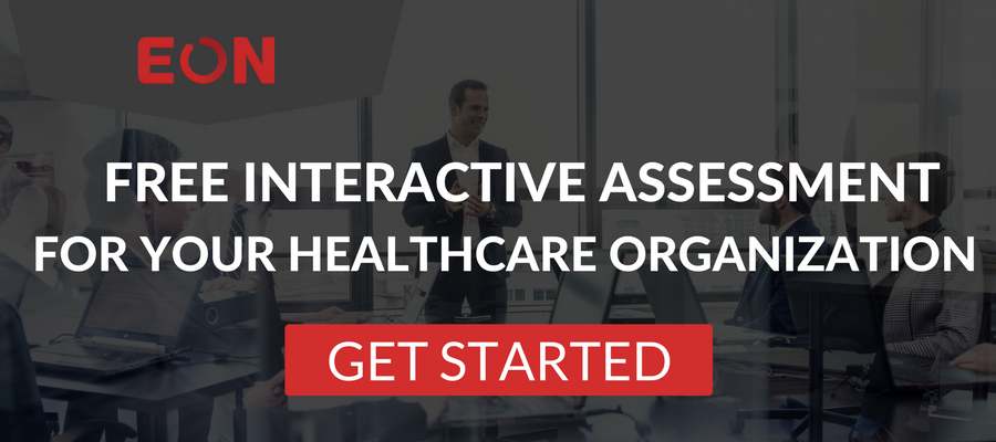 Interactive assessment for your healthcare organization