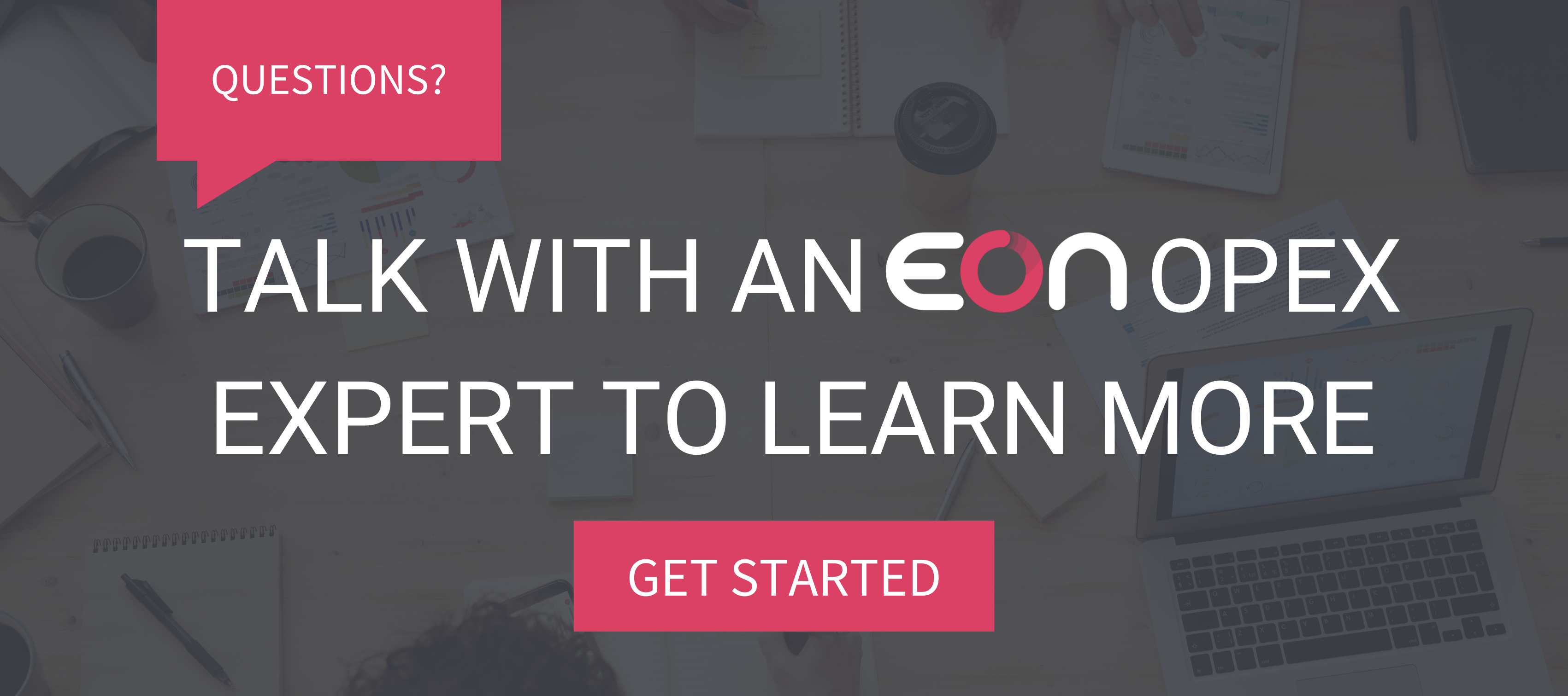 Talk with an operational excellence expert from EON
