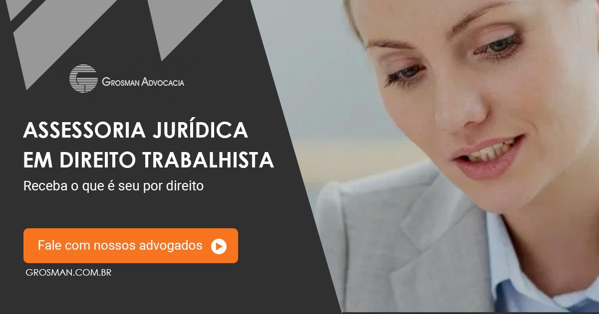 Assessoria Jurídica em Direito Trabalhista