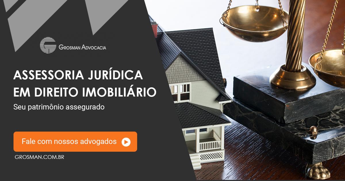 Assessoria Jurídica em Direito Imobiliário