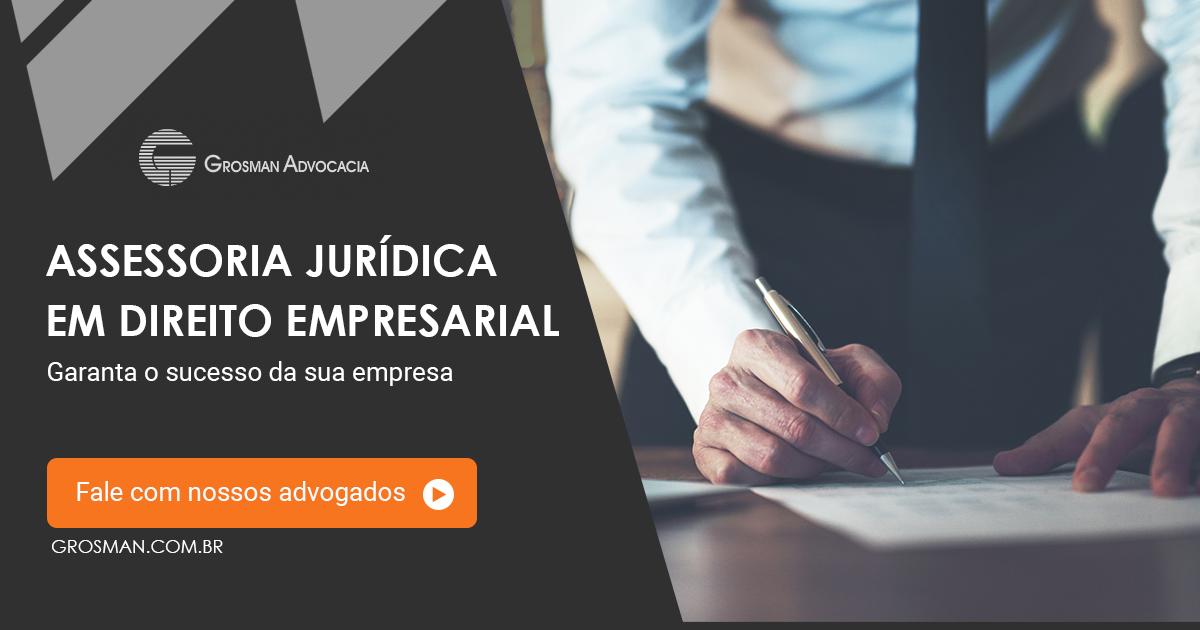 Assessoria Jurídica em Direito Empresarial